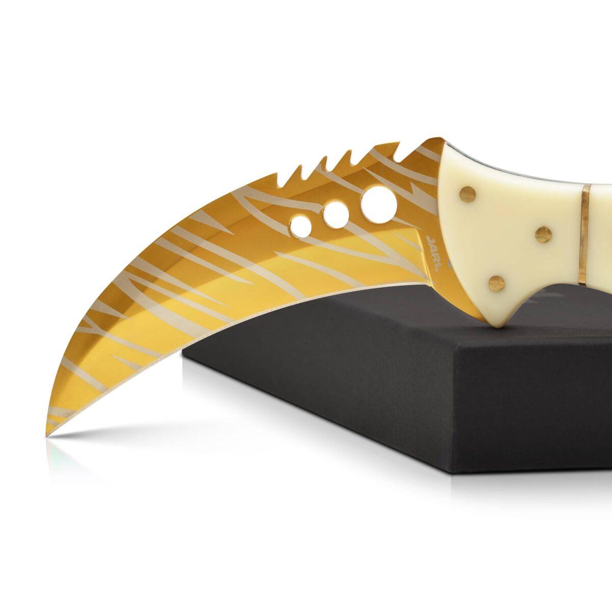 Lame Couteau Talon Tiger Counter-Strike